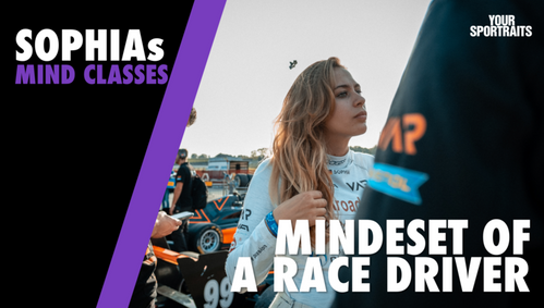 The mindset of a race driver