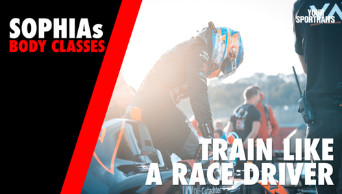 Train like a race driver